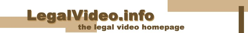 LegalVideo.info Home Page